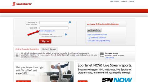 reset regions online banking scotiabank bns online banking login cc bank