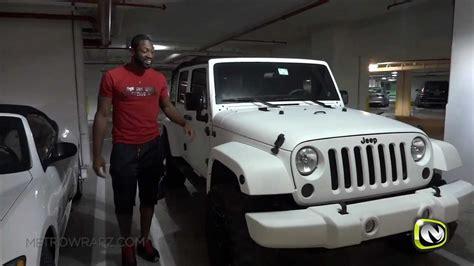 jeep white matte metro wrapz dwyane wade s jeep wrangler 3m matte white