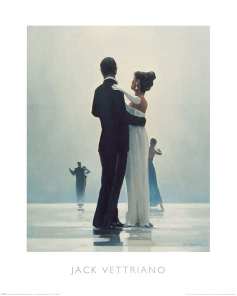 The Dancers At The End Of Time 1 vettriano me to the end of poster