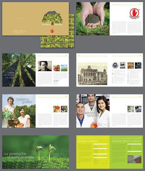 pinterest layout design inspiration pk fertilizers brochure design ideas 20 simple yet