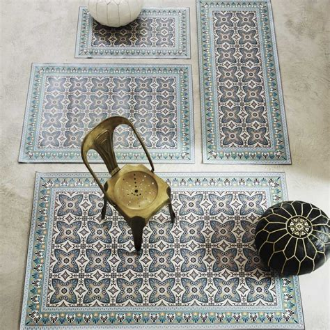 Moroccan Floor Ls Uk by Moroccan Tile Mats Rugs Animal Skins Graham And Green