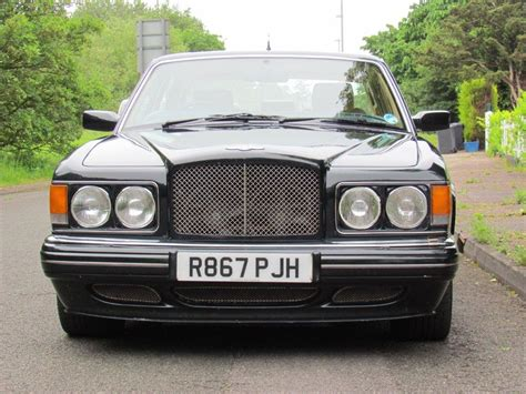 bentley mulliner bentley brooklands r mulliner 7 of 100 bentley register