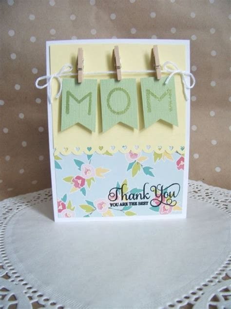 homemade mothers day card top 14 easy homemade mother s day card ideas for kid diy