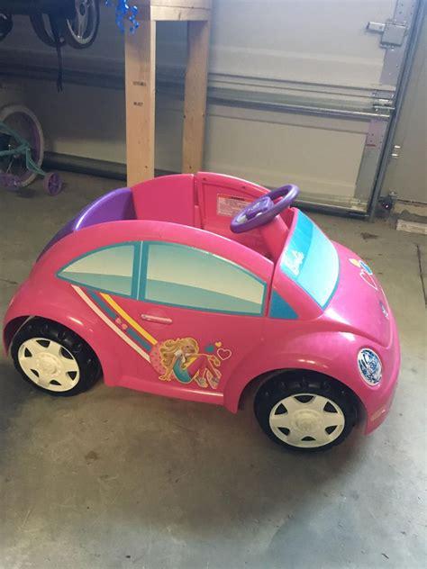 Power Wheels Volkswagen Beetle by Find More Volkswagen Beetle Power Wheels For Sale
