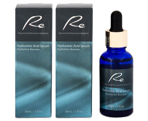 Serum Spray Mutouch Hydrating 95 Ml 2 x re hyaluronic acid serum hydration booster 30ml great daily deals at australia s favourite