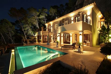 dream home design usa interiors modern mediterranean luxury villa in mallorca