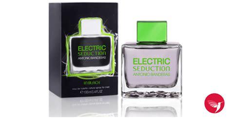 Parfum Electric Antonio Banderas electric in black antonio banderas cologne a