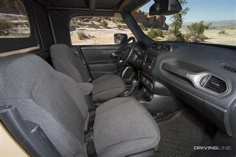 jeep moab interior 2016 jeep comanche concept video drivingline