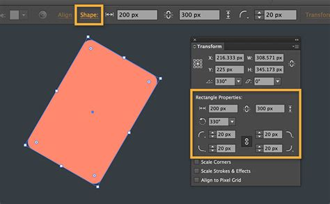 adobe illustrator cs6 rounded corners how to draw and edit live shapes adobe illustrator cc