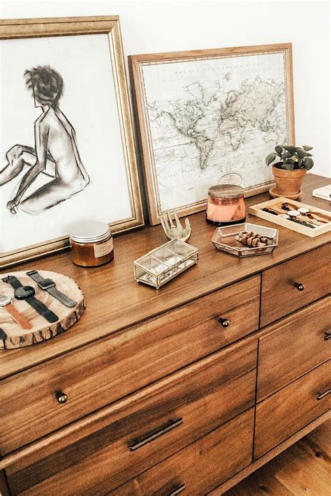 best 25 dresser top decor ideas on dresser