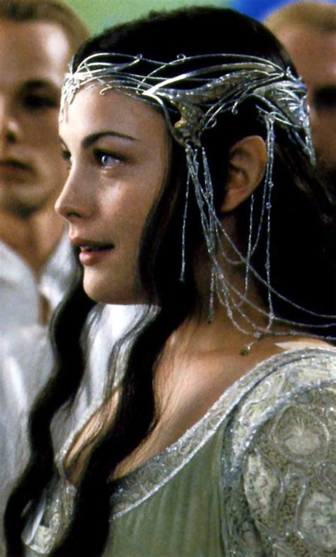 arwen and galadriel images arwen hd wallpaper and