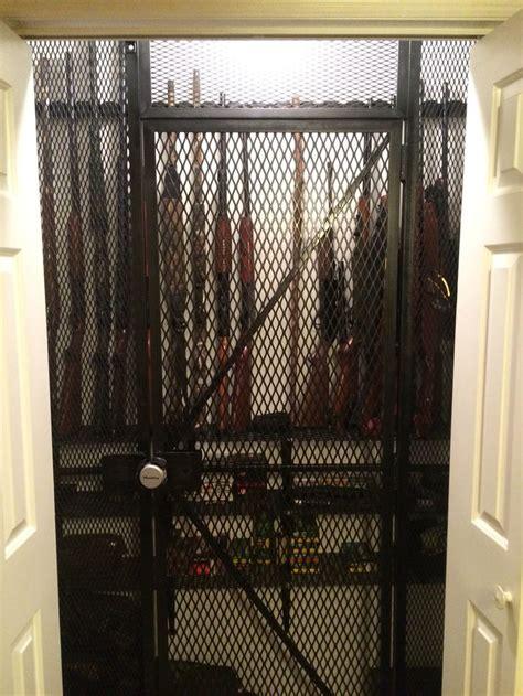 Closet Gun Storage by The 25 Best Ideas About Gun Closet On Safe