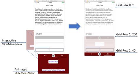 xamarin open layout github bbl laobu slidemenudemo a simple but effective
