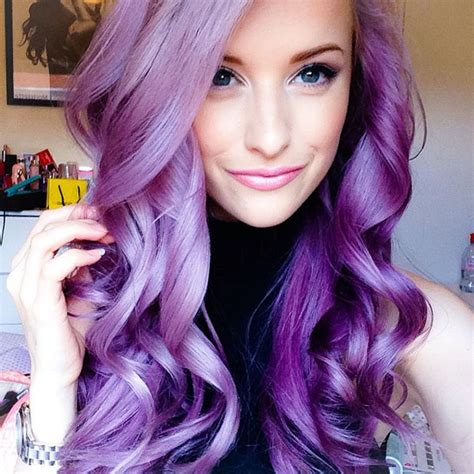 lilac hair color big hair friday purple pink and lilac hair hair