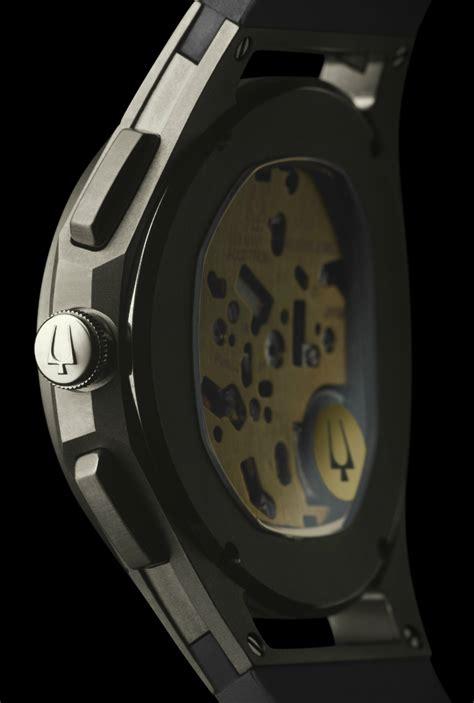 Watch Curve 2015 New From Baselworld Bulova Curv