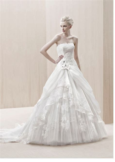 Traumhafte Hochzeitskleider by Inner Peace In Your The Most Beautiful Wedding Dress