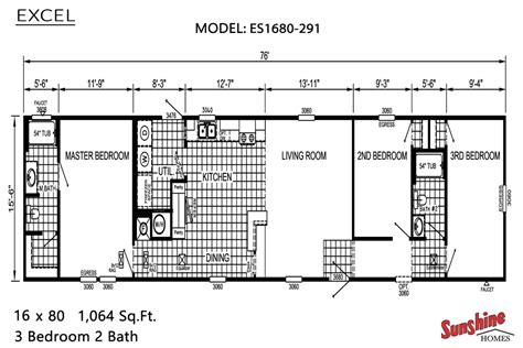 sunshine homes floor plans sunshine homes