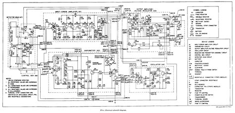 electrical circuit diagram the an pss 11 mine detector s tech journal