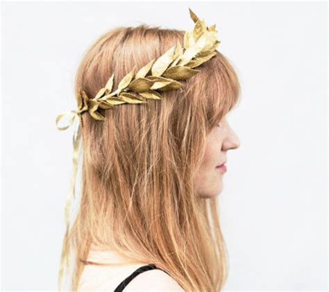 Fashion Hair Accecories A49014 Gold