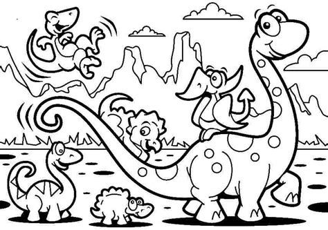 coloring pages of dinosaurs free coloring sheets animal dinosaurs for