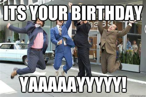 Anchorman Meme - happy birthday meme anchorman related keywords happy