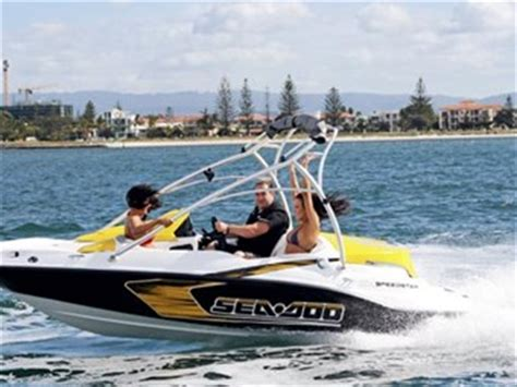 seadoo boat review sea doo 150 speedster review trade boats australia