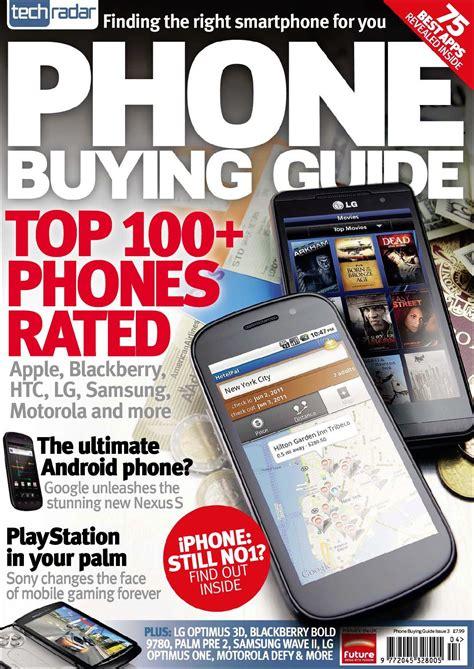 techradar mobile phone buying guide magazine digital