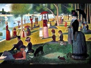 georges seurat most paintings george seurat famous paintings youtube