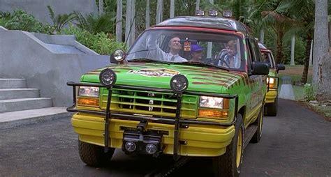 jurassic park tour car imcdb org 1993 ford explorer xlt un46 in quot jurassic park