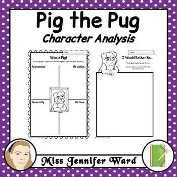 pug activities pig the pug character analysis a well activities and the characters