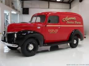 Ford Cer Vans Vintage Delivery Vans For Sale Classic Car Gallery