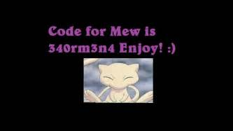 Pokemon ruby mystery gift codes success codes for mystery gift x and y