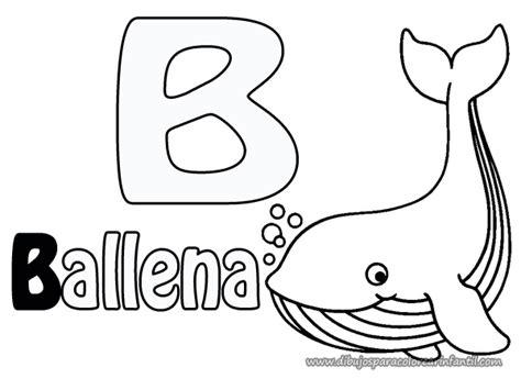 imagenes de animales por la letra b dibujos para colorear por la letra b imagui