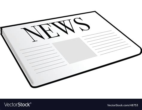 newspaper folded stock vector more images of article 158578801 istock folded newspaper royalty free vector image vectorstock