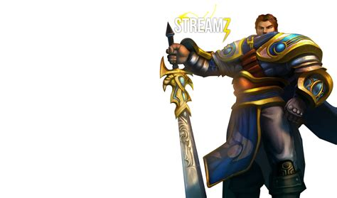 Link Garen Garen Render By Streamz96 On Deviantart