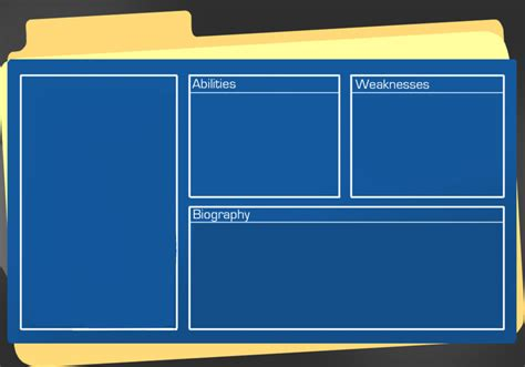 Gr Oc Profile Template By Wanlingnic On Deviantart Profile Pic Template