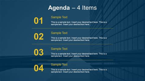 Simple Agenda Slides For Powerpoint Powerpoint Agenda Slide