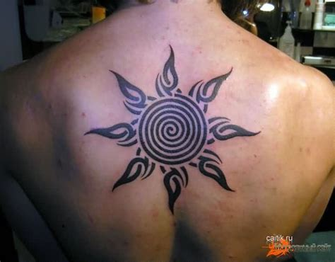 tribal sun tattoos for men celtic cross tribal on arm 187 ideas