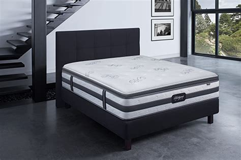 matelas black soft by beautyrest black chez luxury bed