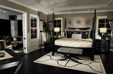 jaw dropping bedrooms  dark furniture designs
