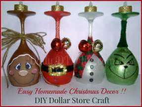 easy handmade christmas decor diy dollar store craft