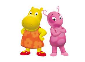Backyardigans What Is Uniqua Uniqua And From The Backyardigans W Dish