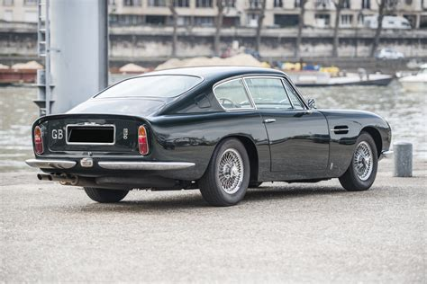 aston martin db6 the listings agence collection
