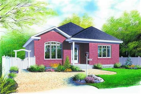 small european bungalow house plans bungalow house