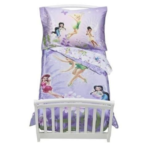 Tinkerbell Toddler Bedding Set Toddler Bedding Cheerful Set Designs Bed In A Bag Toddler Selections