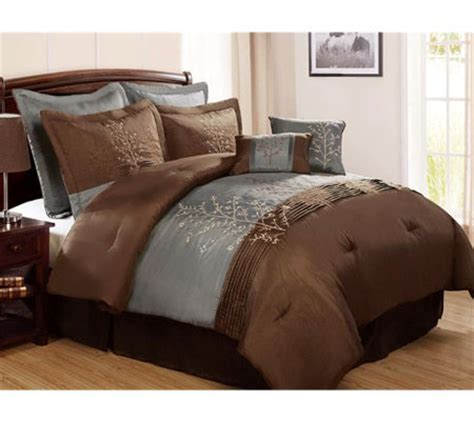 qvc bedding comforter sets harmony 8 piece queen bedding set page 1 qvc com