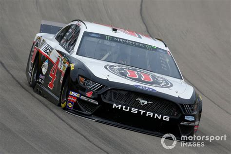 kevin harvick stewart haas racing ford mustang jimmy