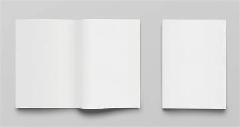A4 Paper Folding - half fold a4 psd mockup psd mock up templates pixeden
