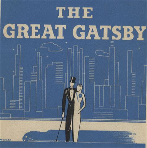 symbolism of great gatsby book cover literary scholar and the great gatsby film