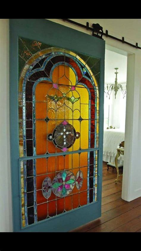 stained glass room dividers stained glass sliding room divider house